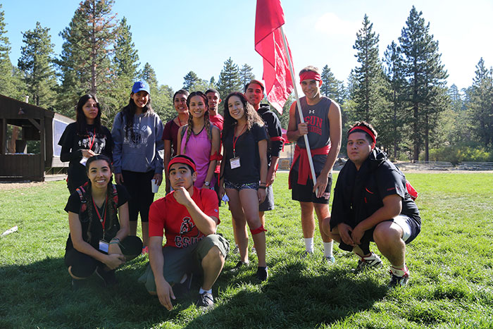 Camp Matador 2016's Red Team