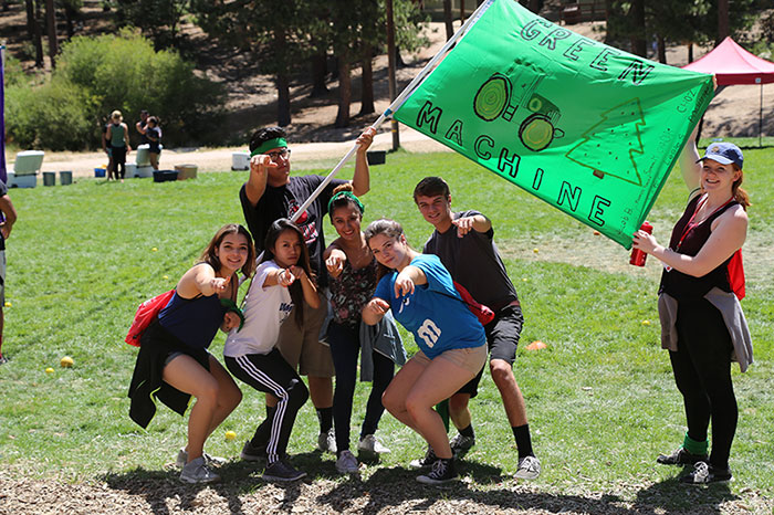 Camp Matador 2016's Red Team