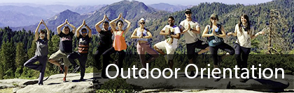 Outdoor Adventure Wilderness Welcomes