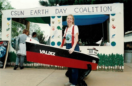 Photo of the CSUN Earth Day