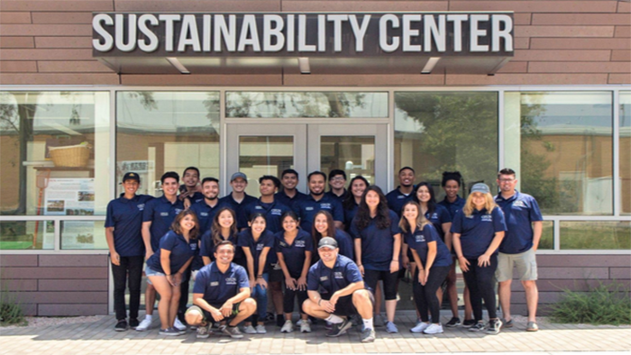 Associated Students Sustainability and Recycling Team